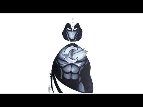 Stephen's Comics #13 Moon Knight