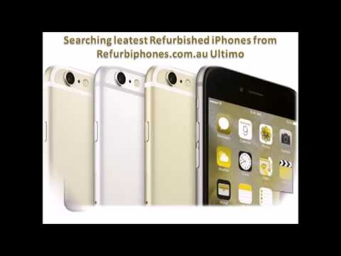 Searching leatest Refurbished iPhones from Refurbiphones.com.au Ultimo