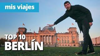 10 lugares que visitar en BERLIN | Christian Córom con #Waynabox
