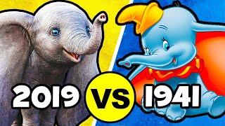 How Disney CHANGED Dumbo in 2019