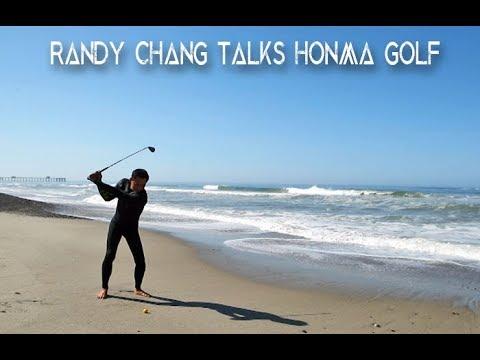 TOP TEACHER RANDY CHANG TALKS GOLF