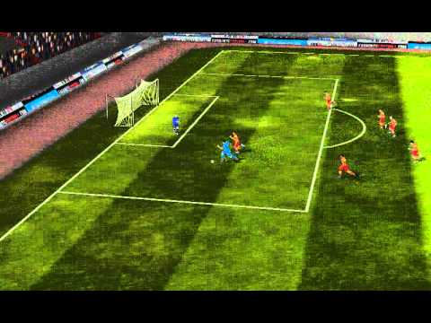 FIFA 14 Android - INDIA VS FC Barcelona