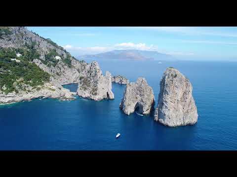 Short trip to Capri 4K