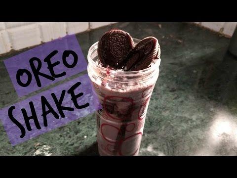 **HOW TO MAKE OREO SHAKE**| Easy Chef