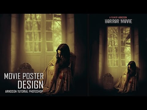 Create Grave  Horror Movie Poster In Photoshop