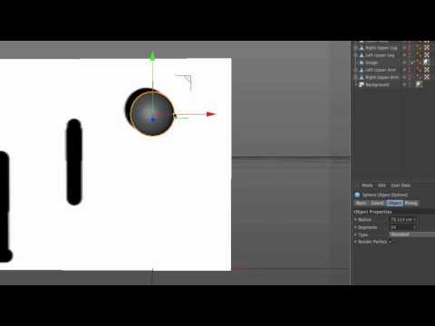 Making 3D Stick Figure (v.lol)