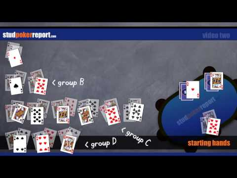 Stud Poker Report - Video Two