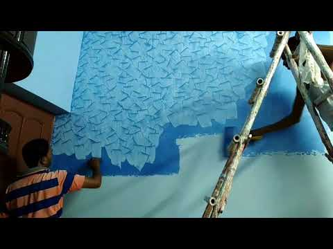 Spatula paint design
