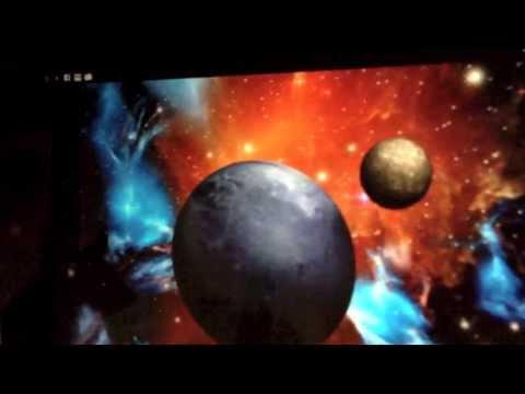Sympan HD 3D Live Wallpaper