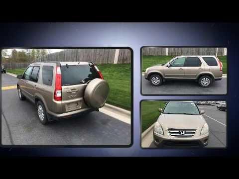 2005 Honda CR-V SE in Concord, NC 28027