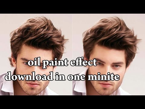 Oil Paint Effect Download For Photoshop cs3,cs4,cs5,cs6,cc,[e.t.c]