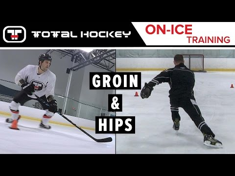 Loose Hips = Speed // On-Ice Hockey Training
