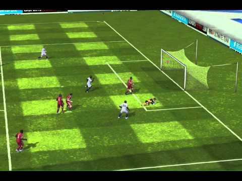 FIFA 14 iPhone/iPad - Sex Machine vs. Olympique Lyon