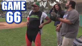 THE GREAT LATINO! | On-Season Softball Series | Game 66