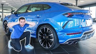 THE 2019 LAMBORGHINI URUS SOUNDS INSANE!