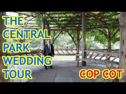 The Central Park Wedding Tour - Cop Cot