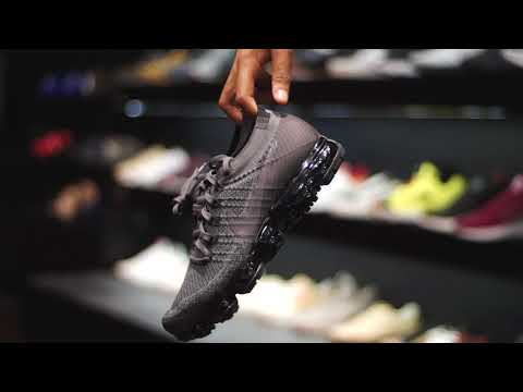 Episode 2 | Anatomy Unboxes: Nike Air VaporMax Flyknit 'Midnight Fog'