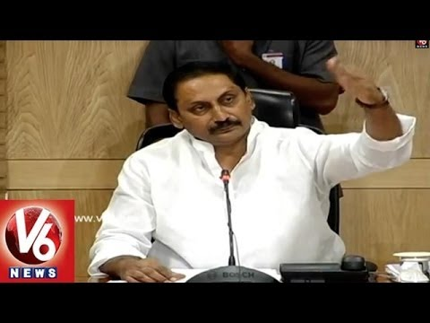Will Quit Politics, if Telangana Bill is Passed : What CM Kiran Will Do Now ?