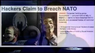 Breaking Anonymous Hacks NATO
