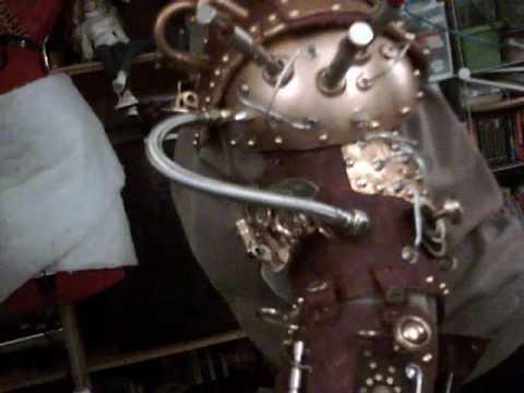 Steampunk Pirate Arm