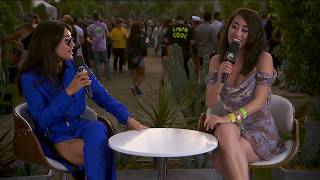 Peggy Gou Interview - Coachella 2018