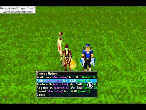 Runescape 2012 Female Outfits!
