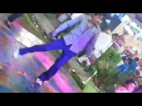 Drunk Indian Marriage Dance-Upside Down