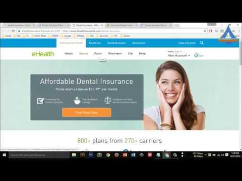 Dental Insurance | Dental insurance plans part 1