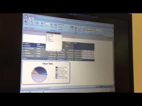 SQL Server 2008 R2- Report Builder