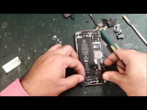 IPHONE 5s change charging jack