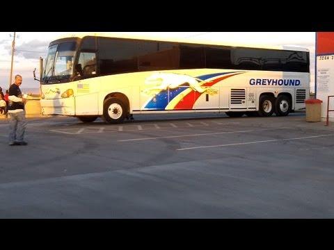 GREYHOUND BUS CO ~ KINGMAN ARIZONA