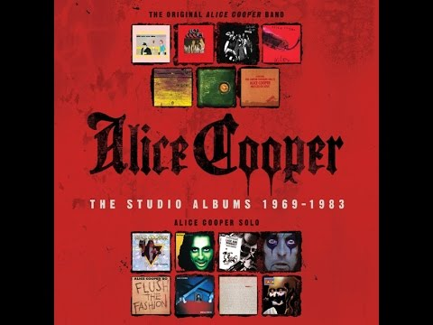 Alice Cooper  box set