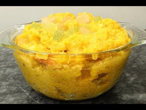 Sabz Petha/Kaddu Ka Halwa/Green Pumpkin recipe By AAmna's Kitchen.