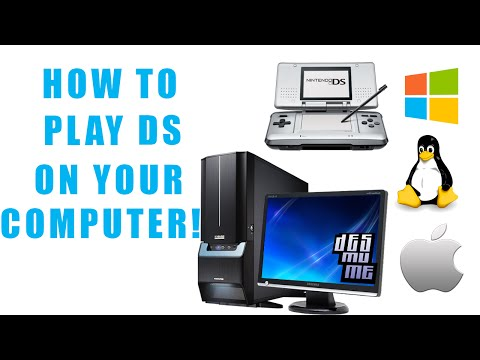 How To Play Nintendo DS On PC!! (Windows/Mac/Linux)