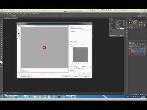 Creating a Favicon (Photoshop)