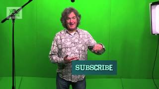James May does his Clarkson impression! EXTRAS - James May Q&A (Ep 20)- Head Squeeze