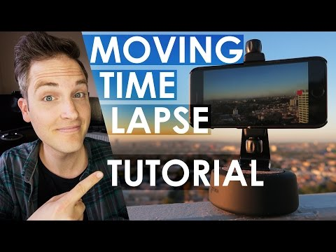 Moving Time Lapse Tutorial — Syrp Genie Mini Review