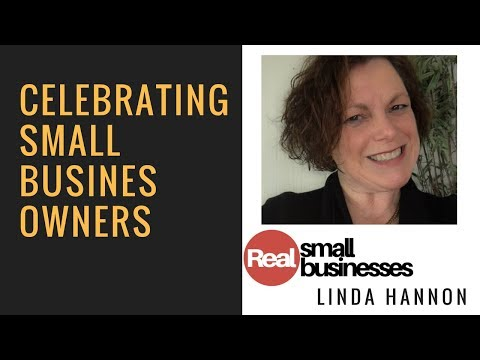 Real Small Businesses - Celebrating Small Business Owners