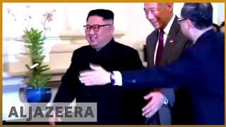 🇺🇸 🇰🇵 Final preparations under way for Trump-Kim summit | Al Jazeera English