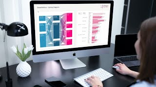 Create a Sankey Diagram in Tableau tutorial | Show me More extension by AppsforTableau