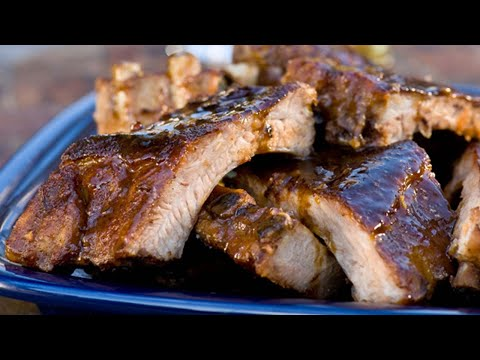 Recipe of the Day: Alton's Perfect Baby-Back Ribs | Food Network