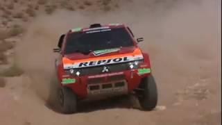 History of Mitsubishi in Paris Dakar Mitsubishi Pajero King of Desert