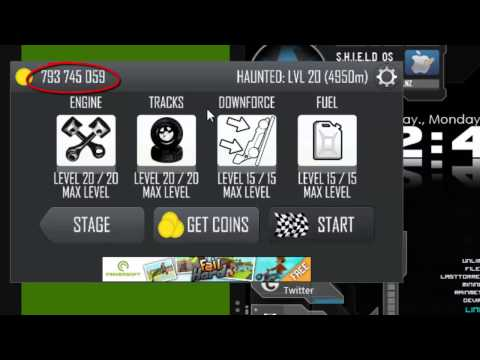How to crack Hill Climb Racing in Windows 8/8.1 ?