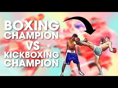Xxx Mp4 Boxing Champion Vs Kickboxing Amp Muay Thai Champion Lawrence Kenshin 3gp Sex