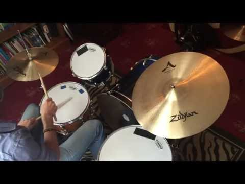 DRUM LESSON: Single Handed 16ths
