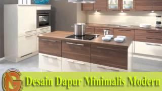 Top 20 Desain Dapur Minimalis Modern