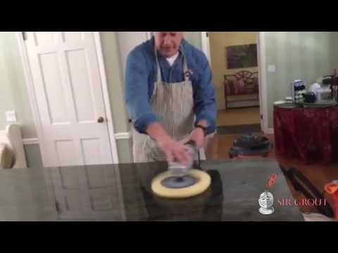 Professional Granite Countertop Cleaning and Sealing