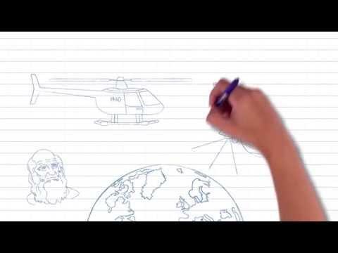 Doodle video - O scurta istorie a mijloacelor de transport - ubers Fiktion