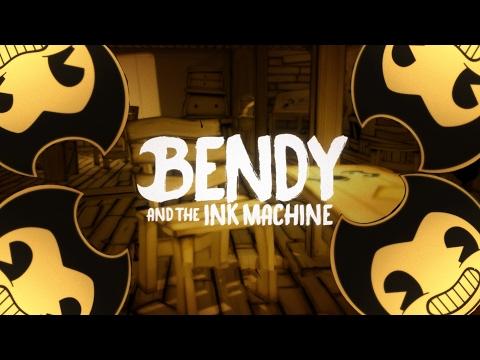 Bendy And The Ink Machine Walkthrough | DEMON CARTOONS | Indie Horror Game Gameplay