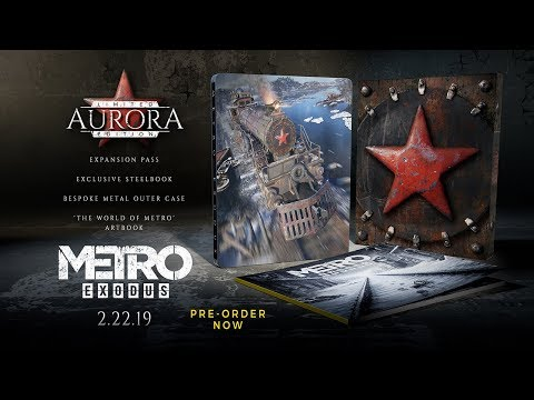 Metro Exodus - Pre-Order Available Now